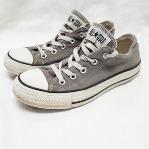 Converse All Star Shoes Men's 4 ~ Women's 6 Gray